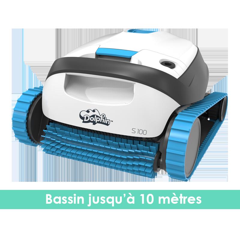 Robot de nettoyage électrique Dolphin S100