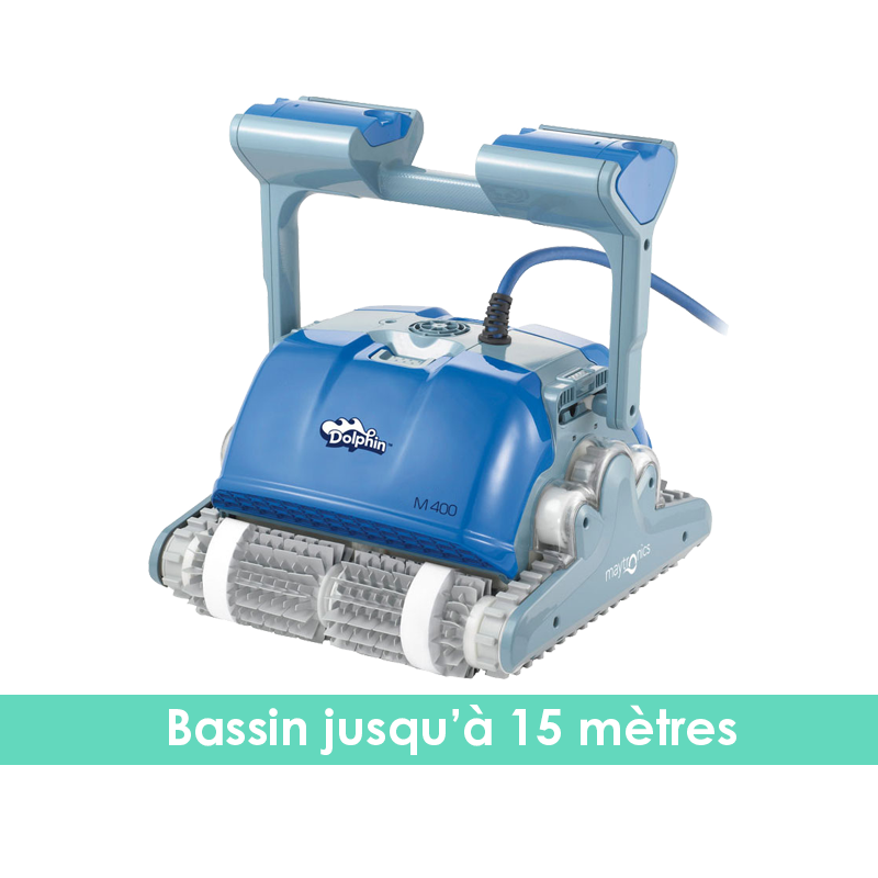 Robot de nettoyage électrique DOLPHIN M400