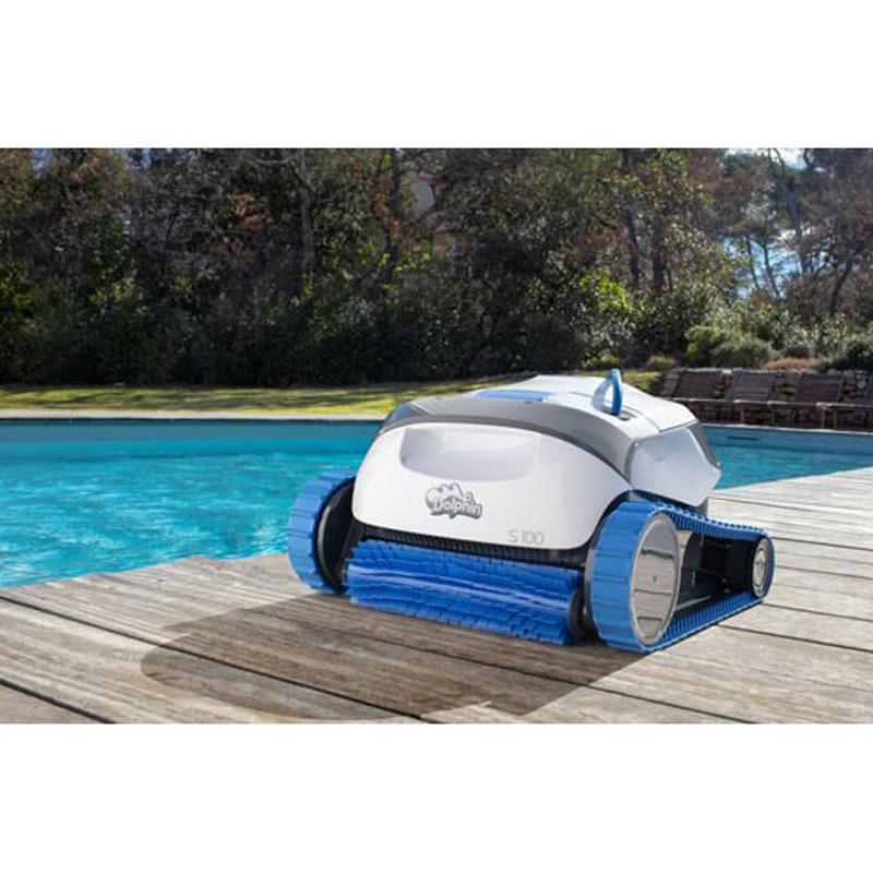 robot de piscine DOLPHIN - Aboral Shop Poitiers Sud